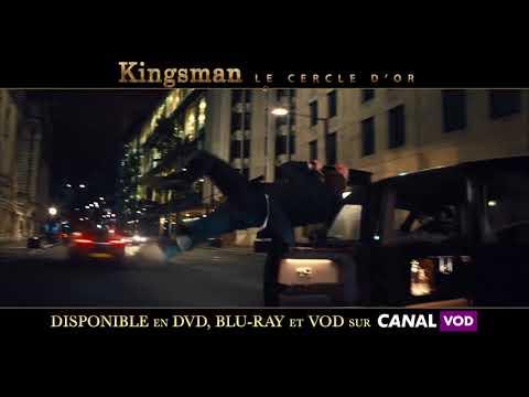 Kingsman Le Cercle d'Or - spot VOD 20s SPECIAL TEAMS