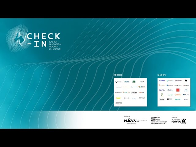 CheckIn – Tourism Innovation on Campus