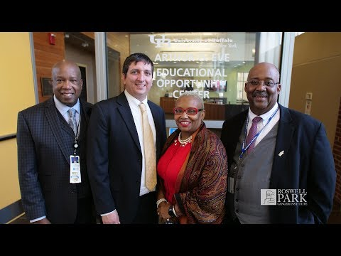 Roswell Park's Office of Diversity and Inclusion