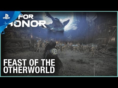 For Honor - Feast Of The Otherworld Halloween Event | PS4