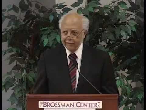 UTI 2011 Lecture - 11/15/11 - The Rev. Dr. William Shaw