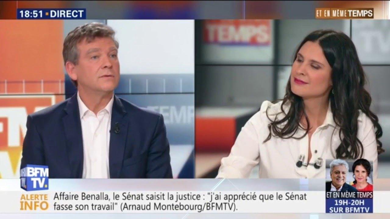 Affaire Benalla: Arnaud Montebourg