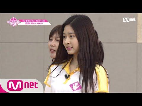 [ENG Sub] PRODUCE48 [9회] ′연습생들 1000% 성장중!′ 1000% 중간 평가 180810 EP.9
