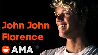 John John Florence: Answers questions