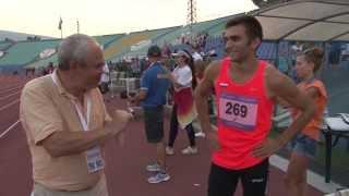 Сергей Тимонин - Sofia Deaflympics 2013