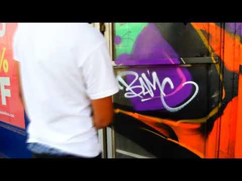 Graffiti Tijuana DASER