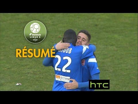 RC Lens - Nîmes Olympique (1-3)  - Résumé - (RCL - NIMES) / 2016-17
