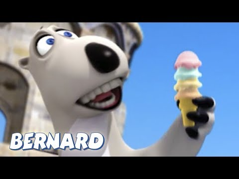 Bernard Bear | The Icecream Lamp AND MORE | 30 min Compilation | Cartoons for Children