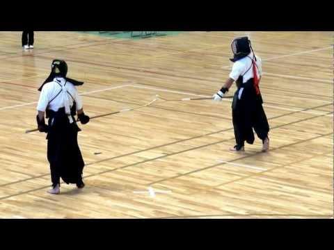 第12回全日本男子なぎなた選手権大会 - 試合競技 18 決勝