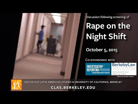"""Rape on the Night Shift"": Post-screening discussion"