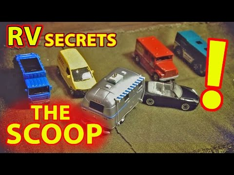 """""""THE SCOOP"""" How to Back up a Towable RV / Travel Trailer (THE SECRET!)"""