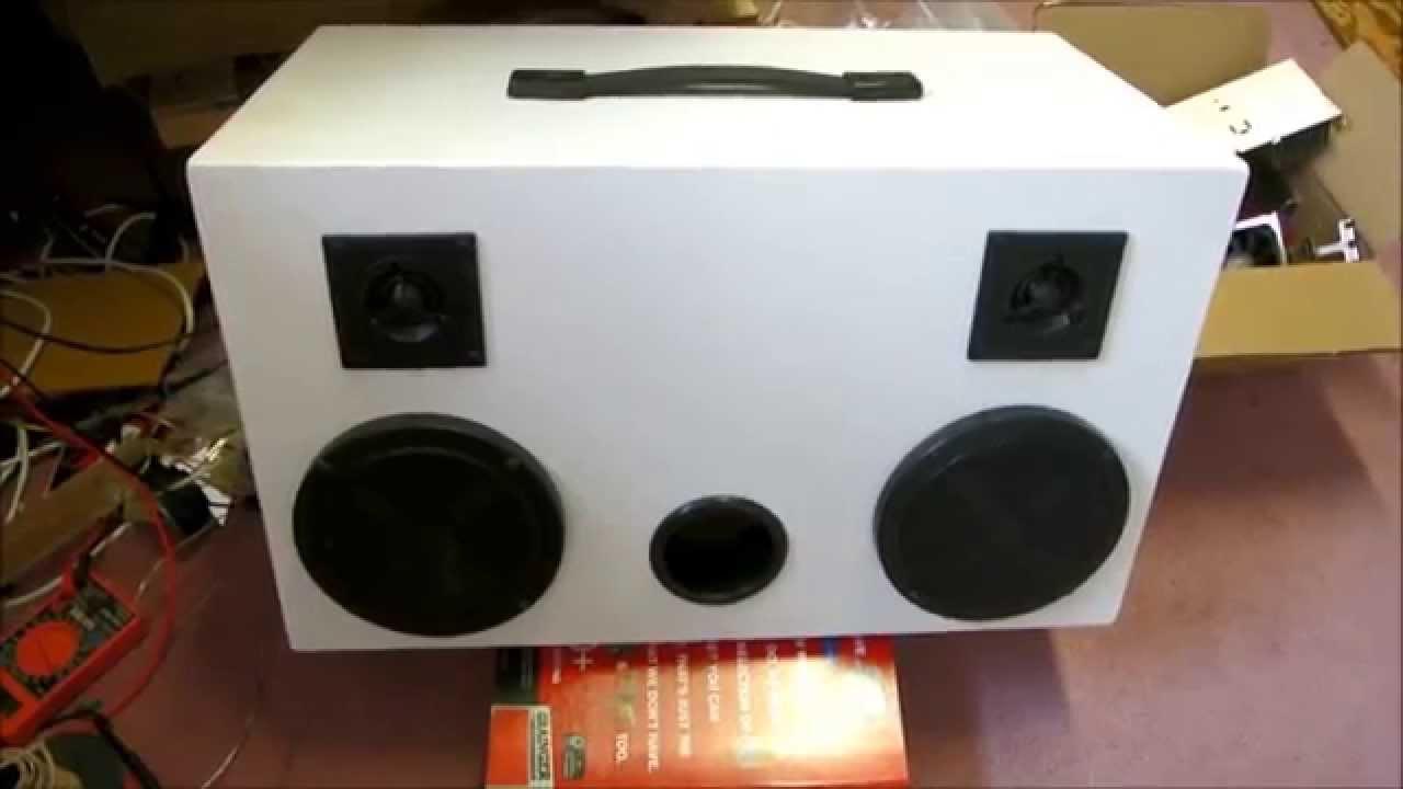 Lm3886 Monoblock Audio Amplifier On Breadboard Youtube Hifi Circuit Lm1875 Diy