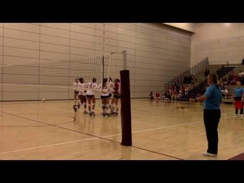 Patrick Bradley (R1) USC vs APU Set 1