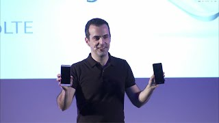2016 Xiaomi Mi 5: презентация на выставке MWC 2016 в Барселоне