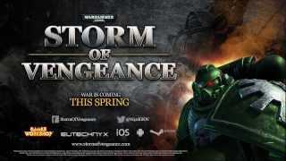 Warhammer 40K: Storm of Vengeance - Trailer