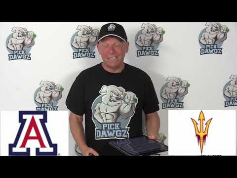 Arizona State vs Arizona 1/25/20 Free College Basketball Pick and Prediction CBB Betting Tips