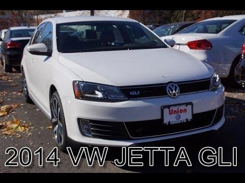 2014 Volkswagen Jetta GLI  Leasing Financing Rockaway New Jersey
