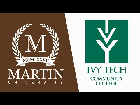 Martin University and Ivy Tech Community College Announcement
