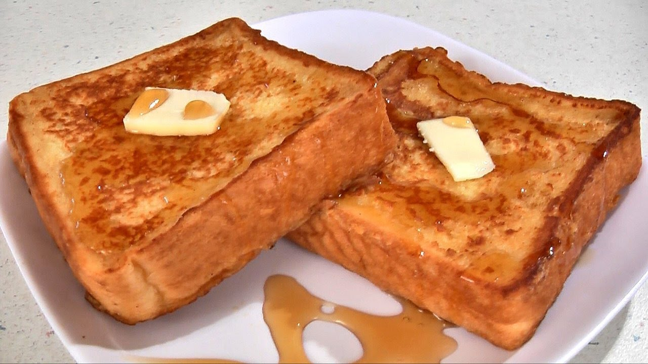 French Toast Recipe - YouTube
