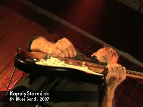 Kapely Starnu 2007 - JN Blues Band III
