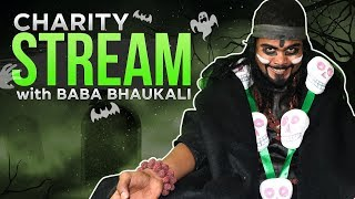 CHARITY STREAM WITH BABA BHAUKALI || PUBG MOBILE LIVE || Antaryami Gaming
