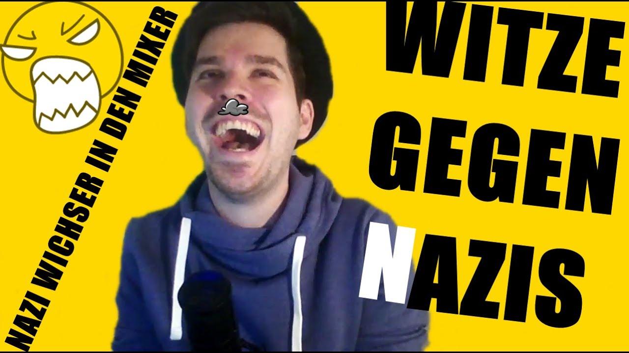 die lustigsten witze gegen nazis - youtube
