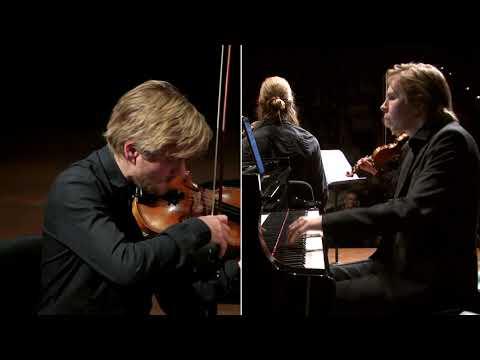 Brahms Piano Quartet No 3 in C minor, Op. 60, 1st mvt