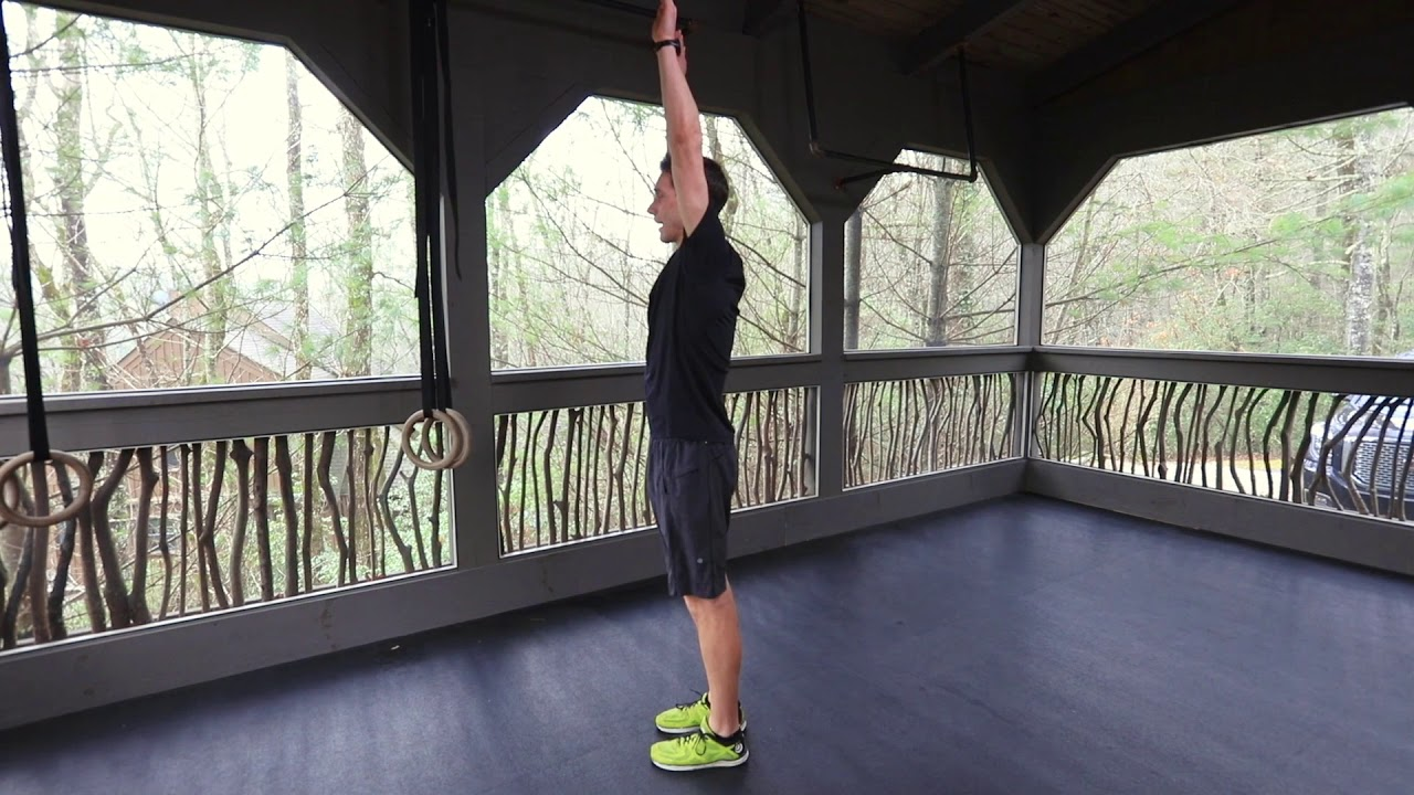 Mobility Library: Touchdown Arm Swings