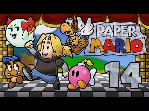 Let's Play Paper Mario [German][#14] -