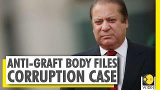 Pakistan's anti-graft body files corruption case against Nawaz Sharif