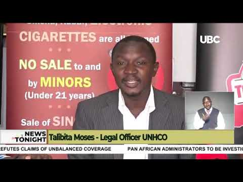 UNHCO Tobacco control Act