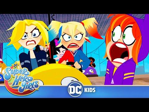 DC Super Hero Girls | Killer Competition! | @DC Kids