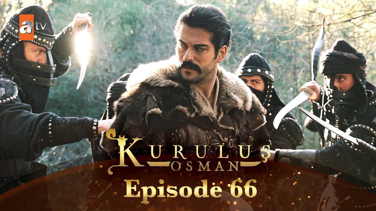 Kurulus Osman Urdu | Season 1 - Episode 66