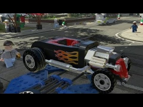 LEGO Marvel Super Heroes - All of Tony Stark's Vehicles ...