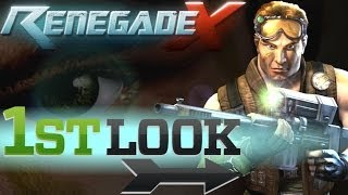 Renegade X - First Look