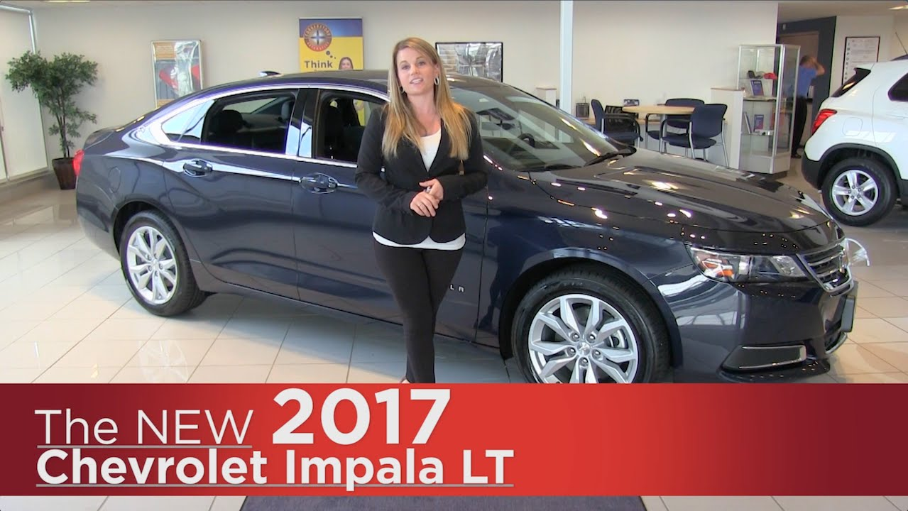 New 2017 Chevrolet Impala Lt Minneapolis St Cloud Monticello Buffalo Rogers Mn Review You