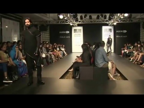 Opang Jamir walks Lakme Fashion week winter collection 2014 for  desinger Asa Kazingmei