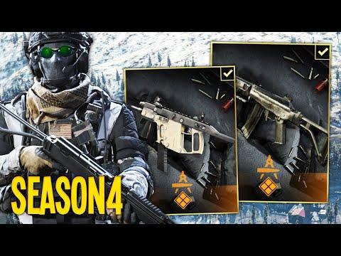 SEASON 4 WARZONE WAFFEN LEAK?!