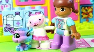Littlest Pet Shop & Doktor Dosia - Klinika dla pluszaków • Disney • Wielka przyjaźń • bajka
