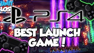 The Best PS4 Launch Game - Resogun!