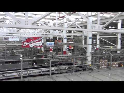 Packaging Operations  at the Anheuser-Busch Brewery in St. Louis