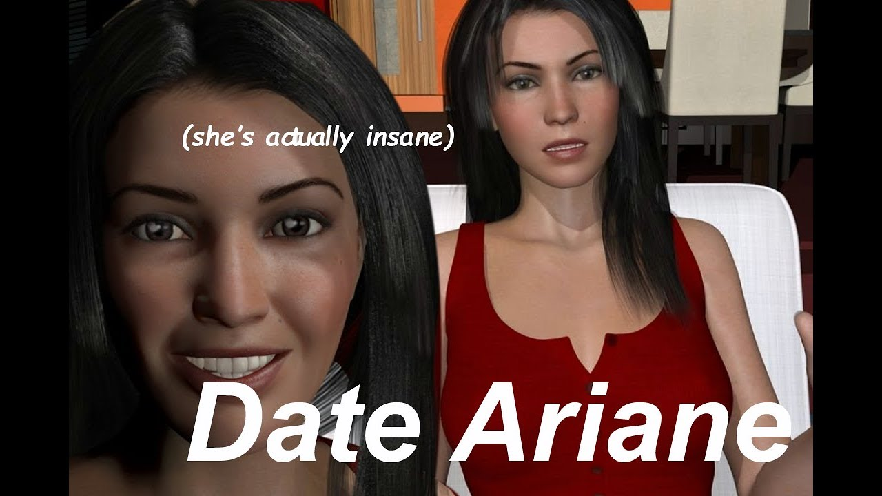 Dating simulator ariane new girlfriend