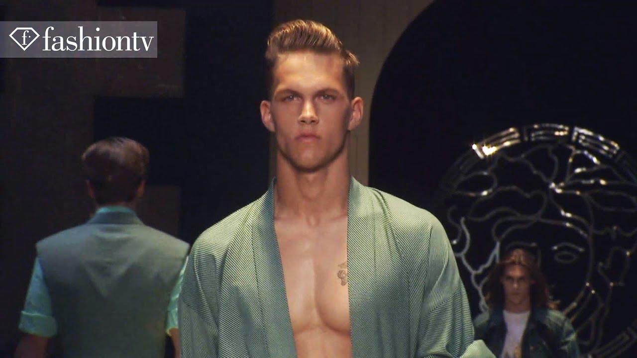 dd6401948 Versace Men Spring Summer 2013 FULL SHOW