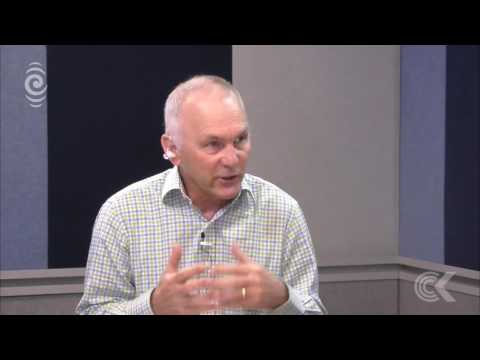 Former RNZ Political Editor   Brent Edwards