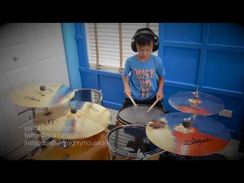 The Revivalists - Wish I Knew You (Drum Cover)