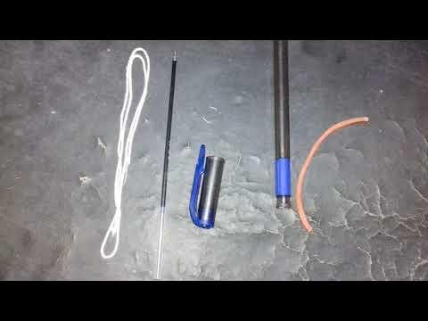 How to make a slingshot very easily  /गुलेल बनाने का तरीका !