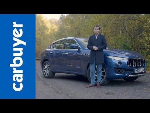Maserati Levante SUV – Carbuyer