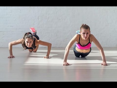 Fitnessübungen Daheim