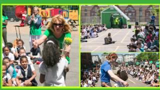Breen School Greenhouse 2017