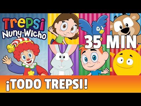 Toda la Tarde con Trepsi El Payaso from YouTube · Duration:  34 minutes 46 seconds